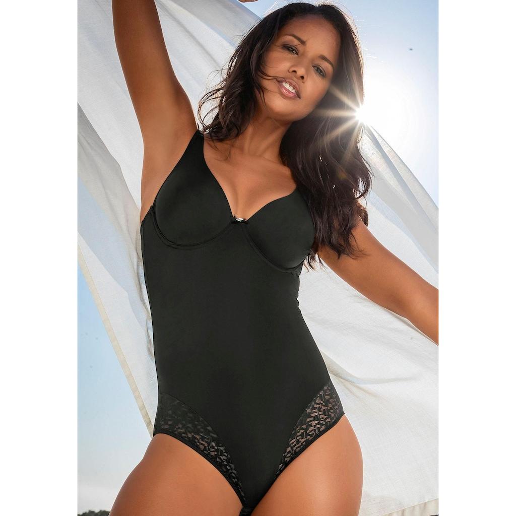 LASCANA T-Shirt-Body »Magic Touch«, aus ultraleichtem und formstabilen Material