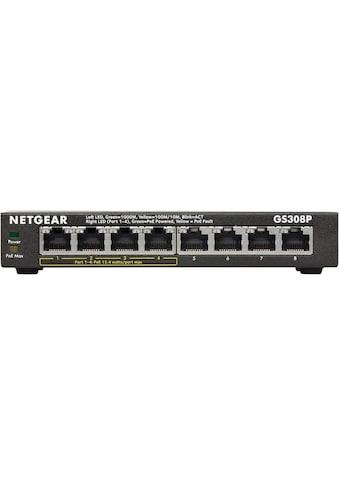 NETGEAR 8-Port unmanaged GB PoE Switch kaufen