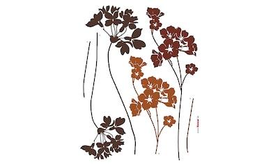 Komar Wandtattoo »Blumen«, selbstklebend kaufen