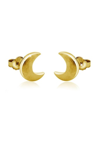 Nenalina Paar Ohrstecker »Stecker Halbmond Astro Look 925 Silber« kaufen