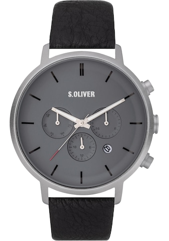 s.Oliver Multifunktionsuhr »SO-3868-LM« kaufen