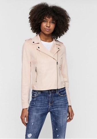 Vero Moda Lederimitatjacke »VMBOOSTBIKER« kaufen