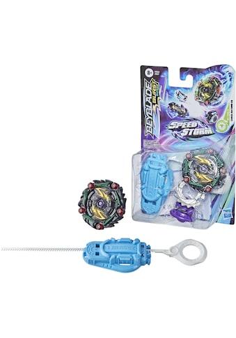 Hasbro Kreisel »Beyblade Burst Surge Speedstorm Curse Satomb S6 Kreisel - Starter Pack« kaufen