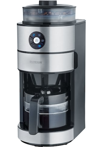 Severin Kaffeemaschine mit Mahlwerk »KA 4811«, Permanentfilter, 1x2 kaufen
