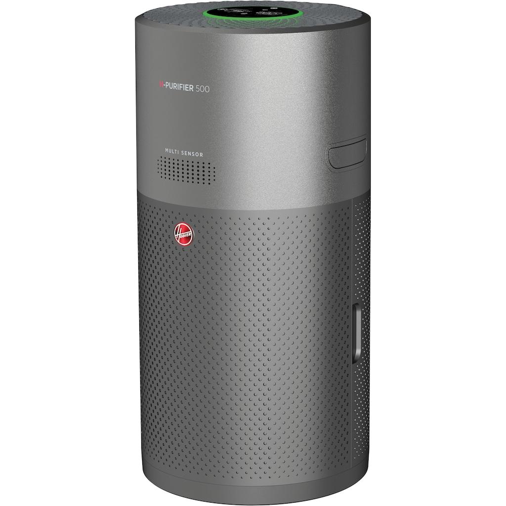 Hoover Luftreiniger »HHP55CA H-PURIFIER 500«, für 110 m² Räume, für Allergiker mit Diffusor