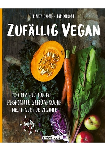 Buch »Zufällig vegan / Marta Dymek, Magdalena Surma, smarticular Verlag« kaufen