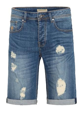 Way of Glory Jeansshorts kaufen
