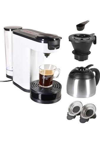 Senseo Kaffeepadmaschine »SENSEO® Switch HD6592/00«, Papierfilter kaufen