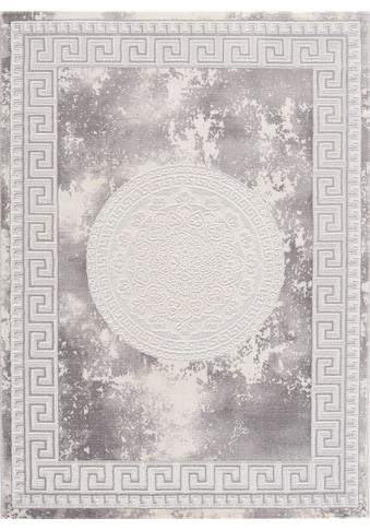 Sanat Teppich »Harmony 3213«, rechteckig, 12 mm Höhe, Vintage Design, Orient-Optik,... kaufen