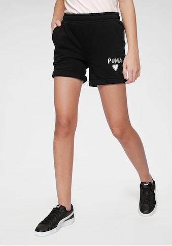 PUMA Sweatshorts »Alpha Shorts« kaufen