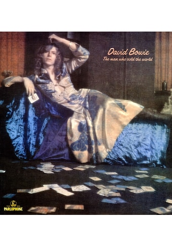 Vinyl »Man Who Sold The World,The (Remastered2015) / Bowie,David« kaufen