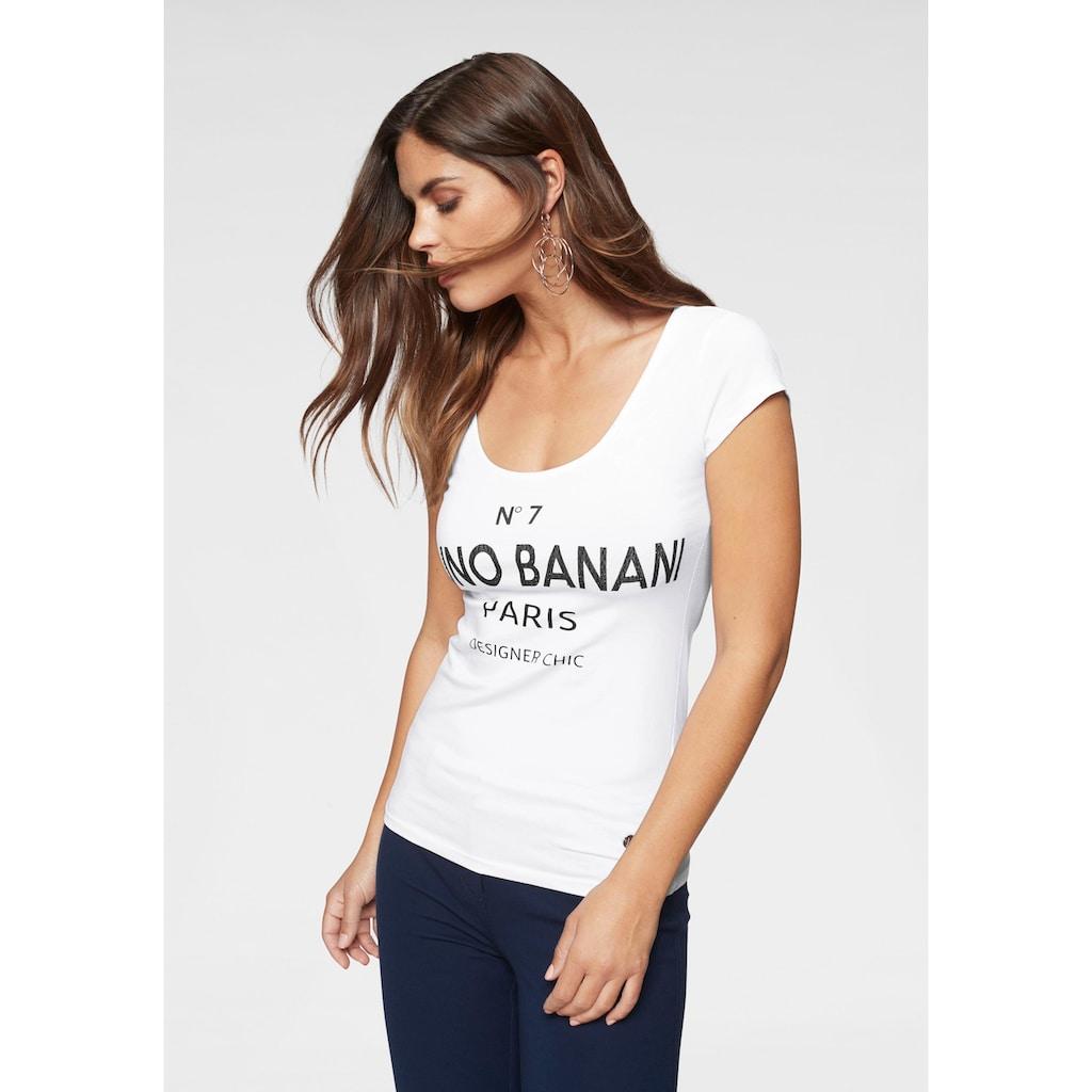 Bruno Banani T-Shirt, mit Statement-Print