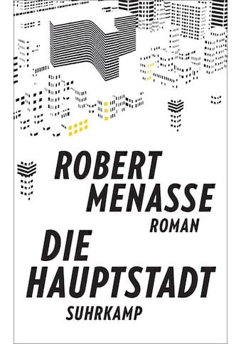 Buch »Die Hauptstadt / Robert Menasse« kaufen