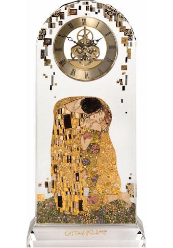 Goebel Tischuhr »Artis Orbis, Der Kuss, 66879826« kaufen
