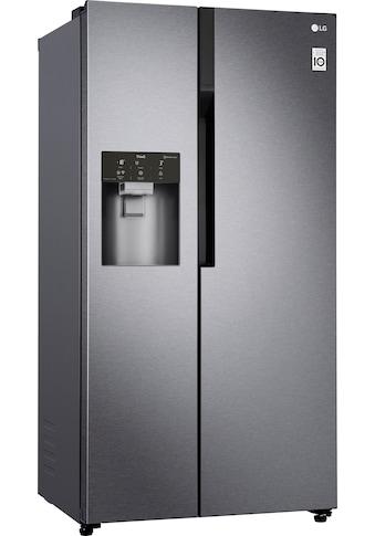LG Side-by-Side, GSL360ICEZ, 179 cm hoch, 91,2 cm breit kaufen
