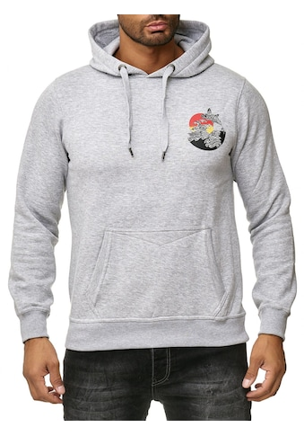 Rusty Neal Kapuzenpullover mit Kängurutasche kaufen