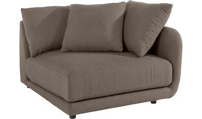 Places of Style Sofaelement »Volente«, setzen Sie ihr eigenes Modul-Sofa zusammen kaufen