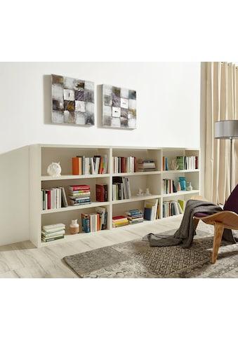 Raumteilerregal »Toro«, 9 Fächer, Breite 275,8 cm kaufen