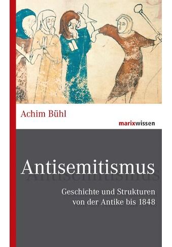 Buch »Antisemitismus / Achim Bühl« kaufen