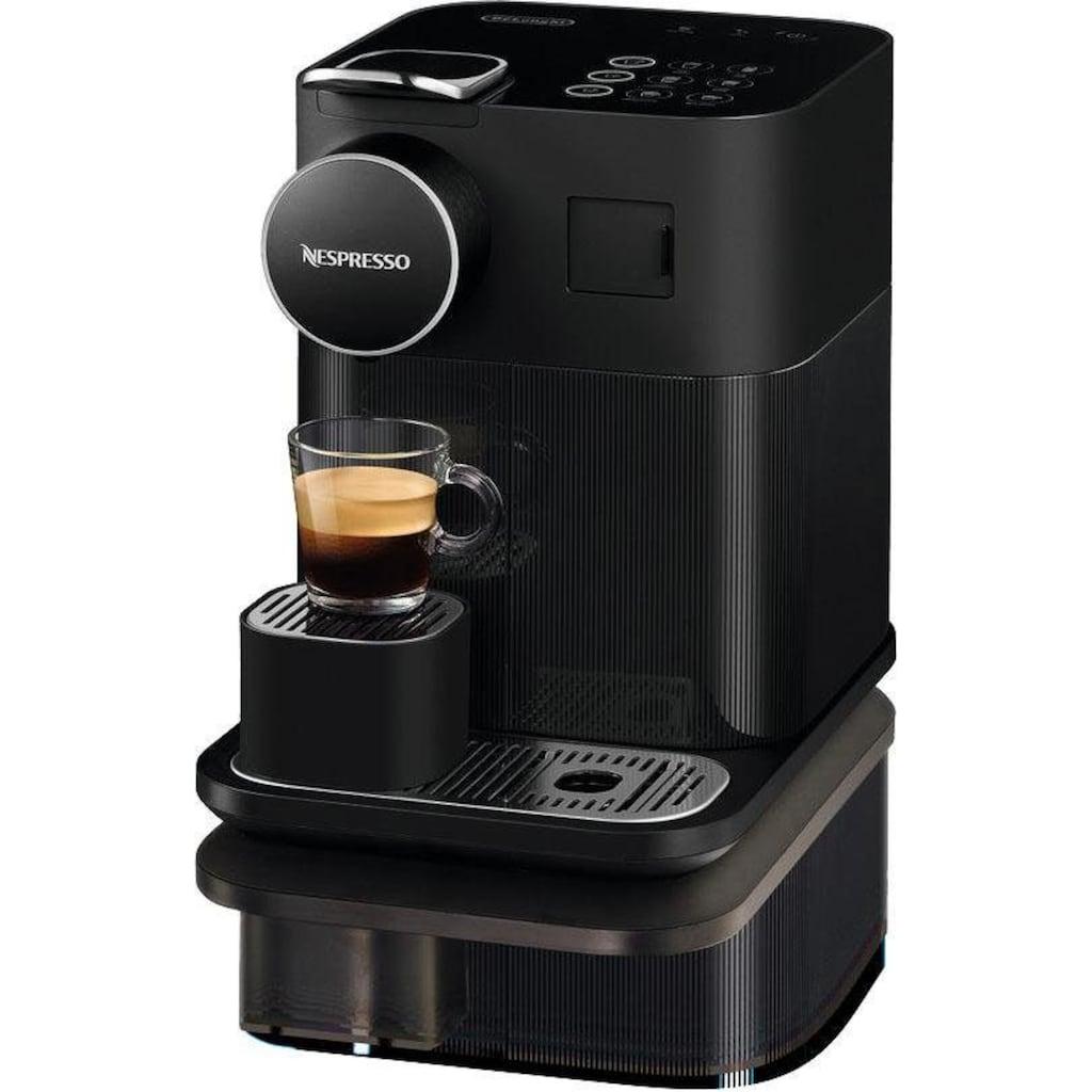 Nespresso Kapselmaschine »Distinta Moments, Gran Lattissima EN 650.B – Sunset Black«