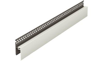 Baukulit VOX Verbindungsprofil »Obere Lüftung«, für Solid Fassadenelement kaufen