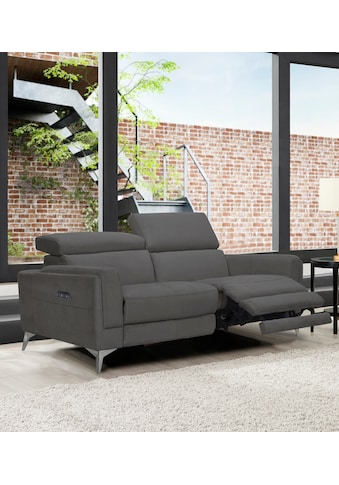 Places of Style 3-Sitzer »Wyoming«, Elektrische Relaxfunktion, USB-Anschlüsse,... kaufen