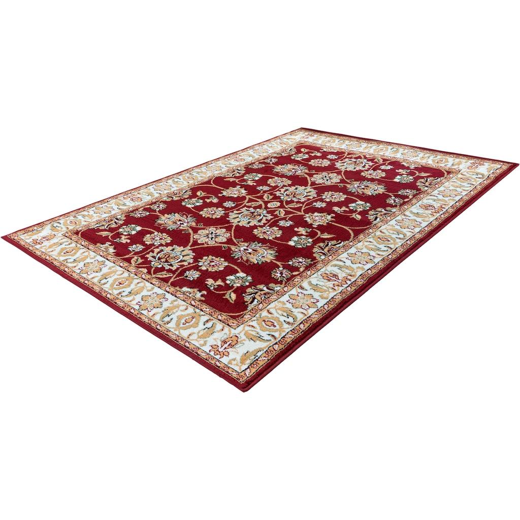 LALEE Teppich »Kairo 301«, rechteckig, 14 mm Höhe, Orient Optik, Kurzflor, Wohnzimmer