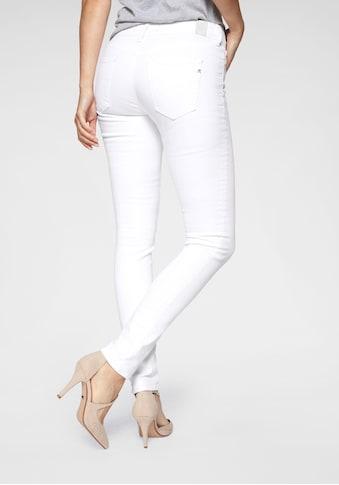 Replay Skinny-fit-Jeans »New Luz C Line - Powerstretch«, in angesagten Waschungen &... kaufen