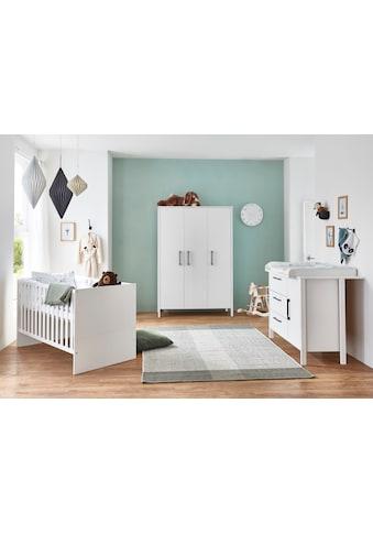 arthur berndt Babyzimmer-Komplettset »Kiara«, (Set, 3 St.), Made in Germany; mit... kaufen