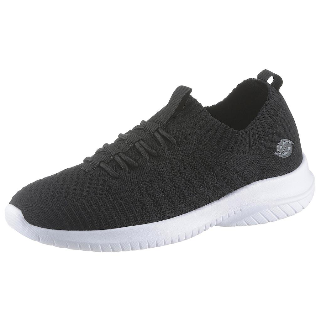 Dockers by Gerli Slip-On Sneaker, mit sockenähnlichem Einstieg