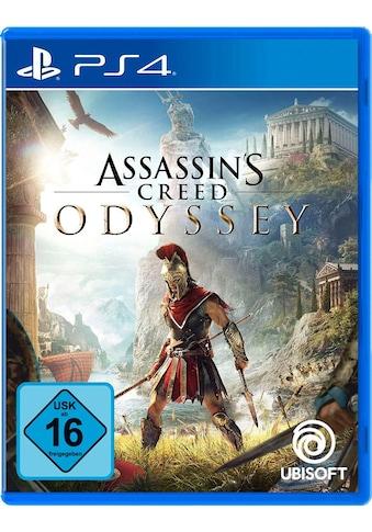 UBISOFT Spiel »Assassin's Creed Odyssey«, PlayStation 4 kaufen