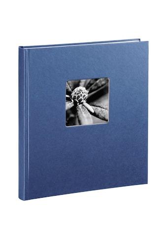 Hama Fotoalbum 29 x 32 cm, 50 Seiten, Album Fine Art, Blau kaufen