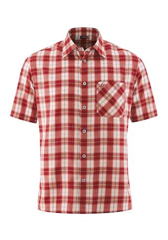 Maier Sports Funktionshemd »Mauro«, Kariertes Kurzarm-Hemd für Wandern, Reisen und... kaufen