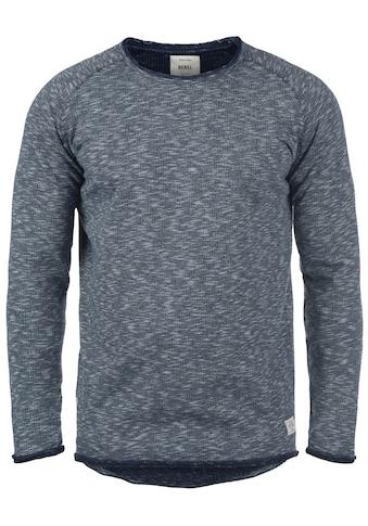REDEFINED REBEL Sweatshirt »Matti«, Sweatpullover mit offenen Saumabschlüssen kaufen