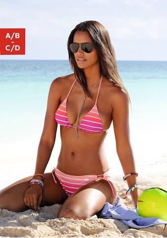 Venice Beach Triangel-Bikini, in Neonfarben kaufen
