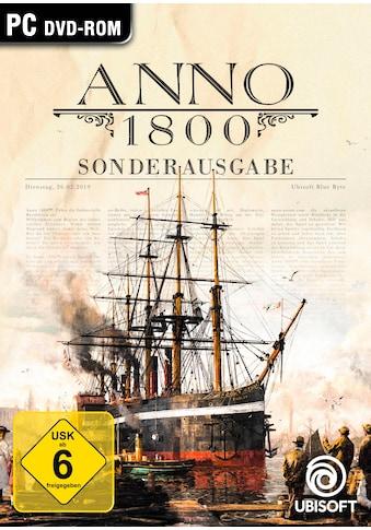 UBISOFT Spiel »ANNO 1800 Sonderausgabe«, PC kaufen