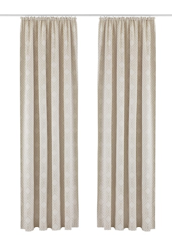 Vorhang, »Finn«, andas, Kräuselband 1 Stück kaufen