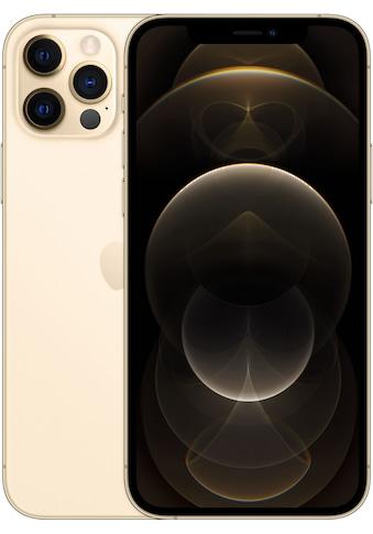 """Apple Smartphone »iPhone 12 Pro - 128 GB«, (15,5 cm/6,1 """", 128 GB Speicherplatz, 12 MP... kaufen"""