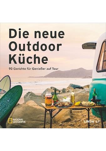 Buch »Die neue Outdoorküche / Linda Ly, Gabriele Lichtner« kaufen