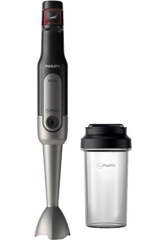 Philips Stabmixer »HR2650/90 Viva, SpeedTouch, inkl. 2-in-1 Togo Trinkflasche &... kaufen