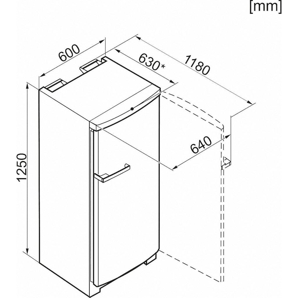 Miele Gefrierschrank »FN 22062«