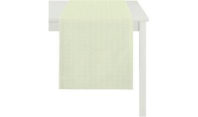 Tischläufer, »5310 SPRINGTIME, Jacquard«, APELT (1 - tlg.) kaufen