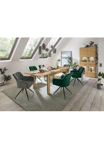 set one by Musterring Armlehnstuhl »Fremont«, 2er-Set kaufen
