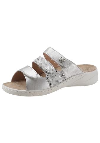 SOLIDUS Pantolette »WELLNESS SPECIAL«, in Schuhweite G (weit) kaufen