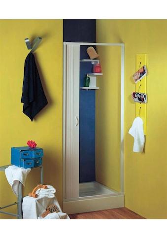 Forte Dusch-Falttür »Rimini«, mit Faltsystem für großen Einstieg kaufen