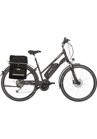 FISCHER Fahrräder E - Bike »ETD 1920«, 10 Gang Shimano Deore Schaltwerk, Kettenschaltung, Mittelmotor 250 W kaufen