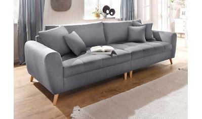 Home affaire Big-Sofa »Blackburn Luxus«, mit besonders hochwertiger Polsterung für bis... kaufen