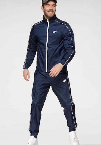 Nike Sportswear Trainingsanzug »M NSW CE TRK SUIT WVN BASIC«, (Set, 2 tlg.),... kaufen