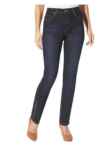Creation L Jeans mit wunderschönen Zierösen kaufen