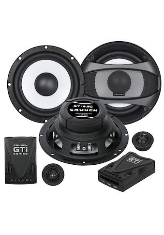 Crunch 2-Wege-Komponenten-Lautsprechersystem 16,5 cm kaufen
